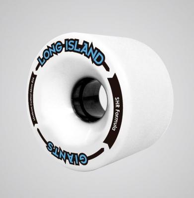 Kółka LONG ISLAND GIANTS WHITE 65mm