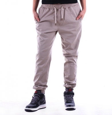 Spodnie DIAMANTE WEAR 'Jogger Classic' Szare