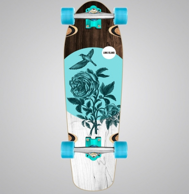 Longboard/Cruiser LONG ISLAND ROSE 31