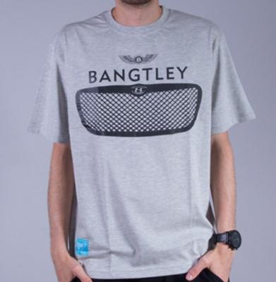 Koszulka EL POLAKO BANGtley Szary