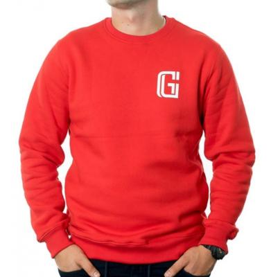 Bluza G-FOR PEWNEGO DNIA Czerwona