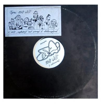 Vinyl QPA - Heile Welt