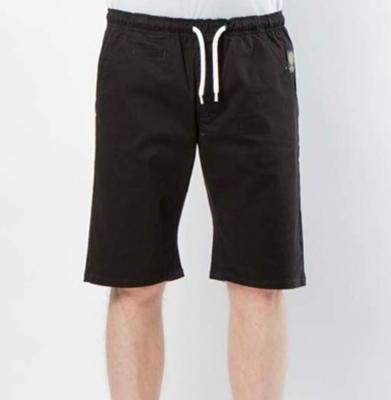 Szorty MASS DNM Classics Shorts Chino Black