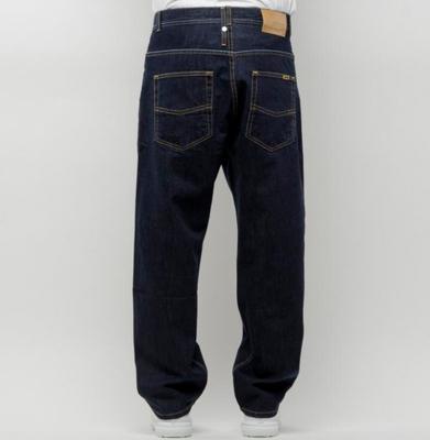Spodnie MASS DNM Slang Baggy Fit Rinse