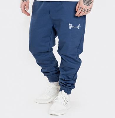 Spodnie Joggery STOPROCENT Blue