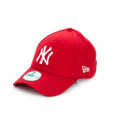 Czapka NY NEW ERA 9FORTY NEW YORK Red
