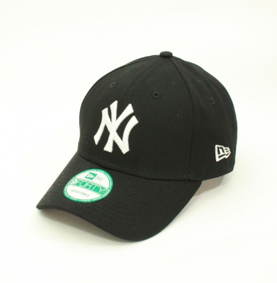 Czapka NEW ERA 9FORTY NEW YORK Czarna