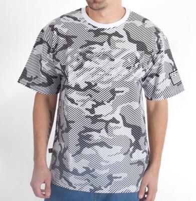 Koszulka Premium SSG Moro Paski Szare
