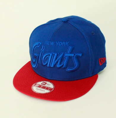Snapback NEW ERA New York Giants Blue/Red