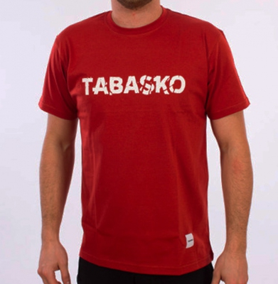 Koszulka TABASKO CRACK Cegła