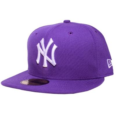 Czapka NY NEW ERA Varsity Purple/White