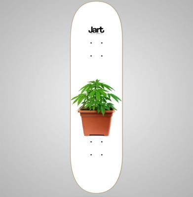 Deska JART WEED 8.0