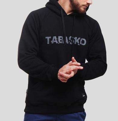 Bluza TABASKO CRACK Czarna II