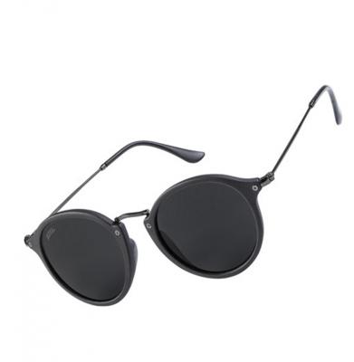 Okulary MASTERDIS Spy Black/Grey
