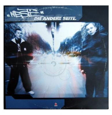Vinyl Nestie - Die andre seite 2LP