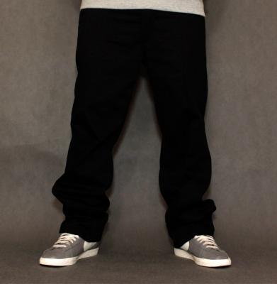 Spodnie Materiałowe SOUTHPOLE Black