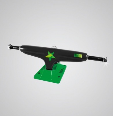 Trucki IRON TRUCKS 5.25 Hi Green