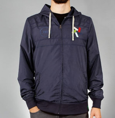 Kurtka FENIX EAST WIND JACKET Dark Navy