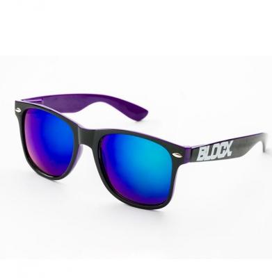 Okulary BLOCX Black/Purple P8-307