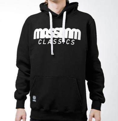 Bluza MASS DNM Hoodie Classics Black