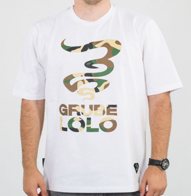 Koszulka GRUBE LOLO Classic Biały