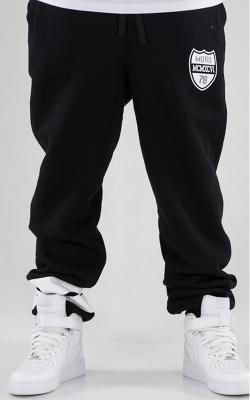 Spodnie Dresowe MORO Shield Czarne