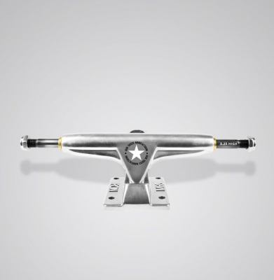 Trucki IRON TRUCKS 5.25 Hi Silver
