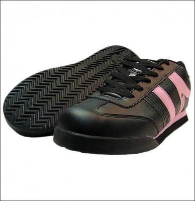 Buty PODIUM CREST kolor: black/ pink