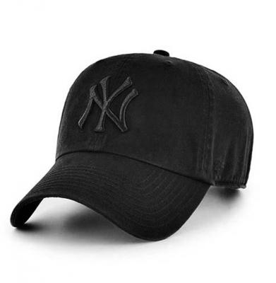 Czapka 47 BRAND New York Yankees Clean Up Black