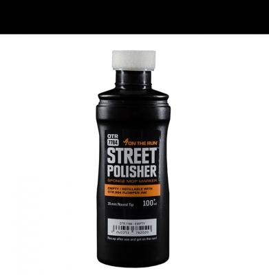 Marker ON THE RUN 7784 Street Polisher Black 25mm
