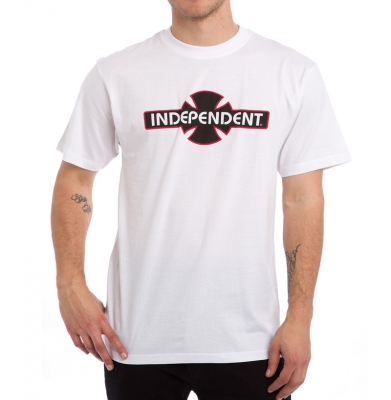 Koszulka INDEPENDENT O.G.B.C. White