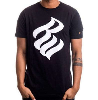 Koszulka ROCA WEAR Big RW Black