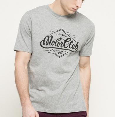 Koszulka DICKIES MOTORCLUB Grey