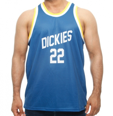 Tank Top DICKIES MIAMI BEACH Blue