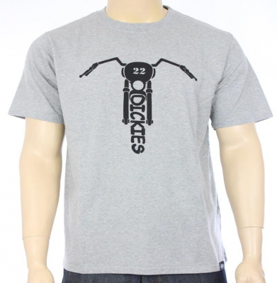 Koszulka DICKIES DENTON Grey