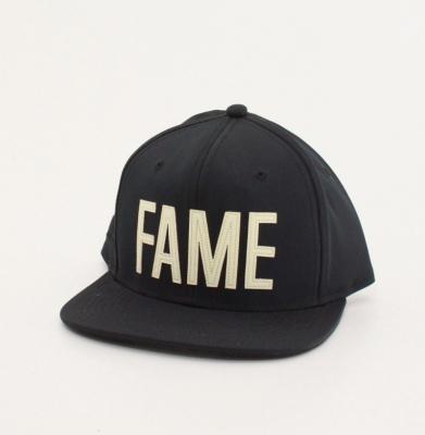 Czapka FAME 5PANEL BLACK