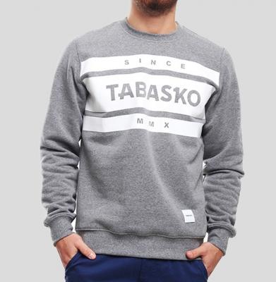 Bluza TABASKO BLOCK Szara