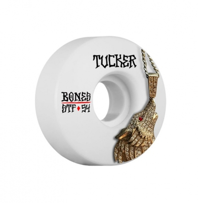 Kółka BONES TUCKER WOLF CHAIN STREETTECH V1 52mm