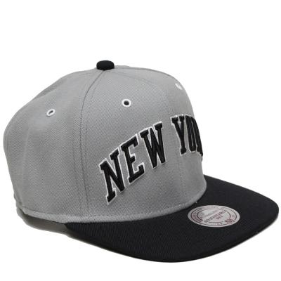 Snapback Mitchell&Ness ''NEW YORK'' gray/black