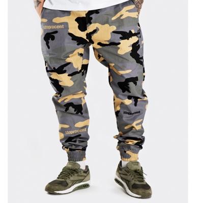 Spodnie Joggery STOPROCENT Moro Green