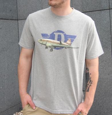 Koszulka DICKIES AMAGON Grey
