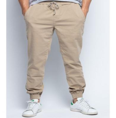 Spodnie DIAMANTE WEAR 'Jogger RM Classic' Beżowe