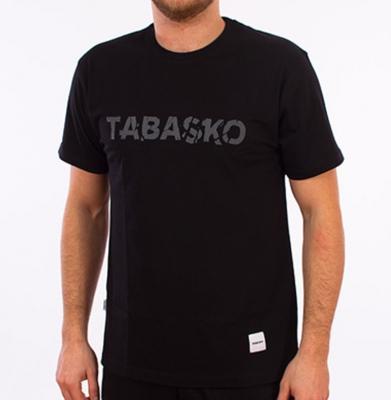 Koszulka TABASKO CRACK Czarna