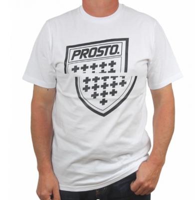 Koszulka PROSTO CUTLER WHITE