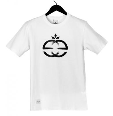 Koszulka ELADE ICON MARKER WHITE