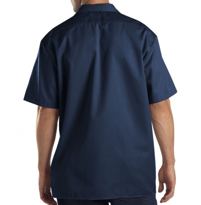 Koszula DICKIES SHORT SLEEVE Original Fit 1574 Navy