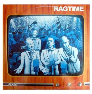 Vinyl RAG  - Ragtime