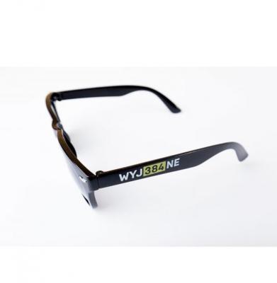 Okulary DIAMANTE WEAR 'WYJ384NE' Czarny/Żółty