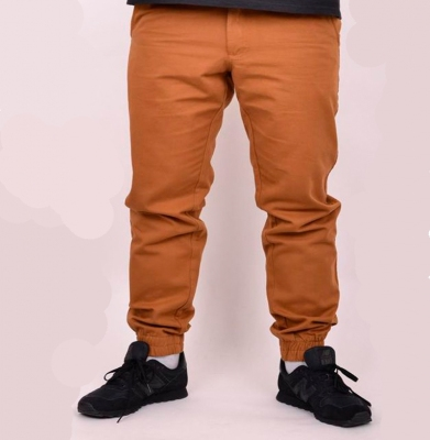 Spodnie ELADE Jogger Mustard