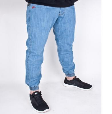 Spodnie MORO Joggery Regular Jasny Niebieski